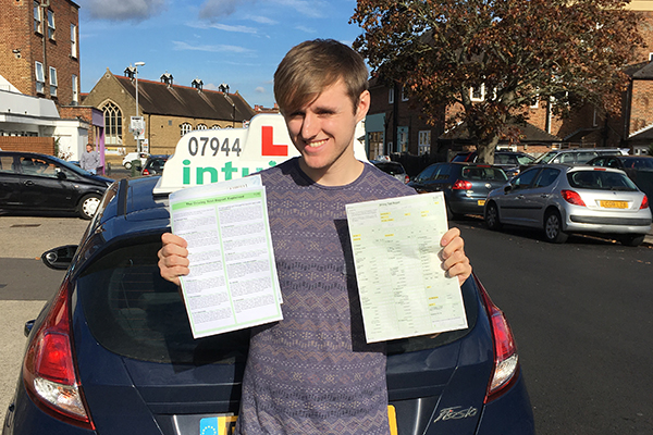 Henry driving lessons in Surbiton