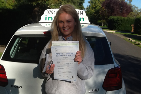 Abby Intuition driving lessons Effingham
