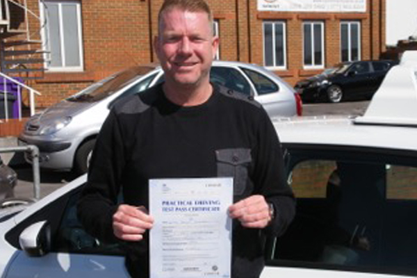 James Intuition driving lessons Surbiton