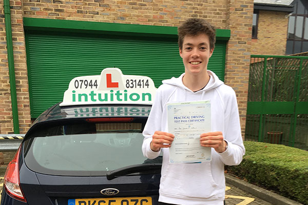 Max driving lessons in Walton